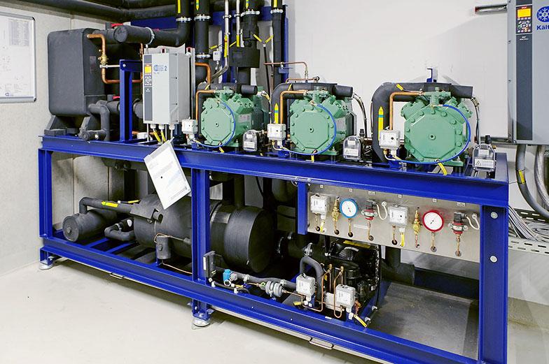 R744-Tiefkühlverbund