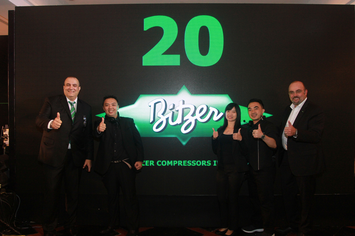 Schon vor 20 Jahren wurde der erste indonesische Standort von BITZER eröffnet
