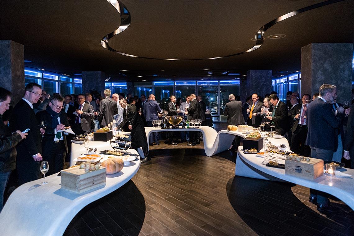 Impressions of the BITZER customer event, Mostra Convegno