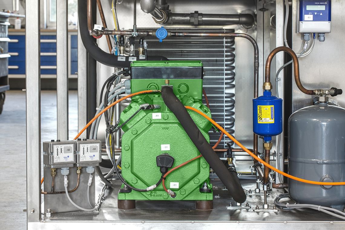 Harter and BITZER share the same philosophy: to provide their customers with high-quality, energy-efficient products that are exceptionally reliable