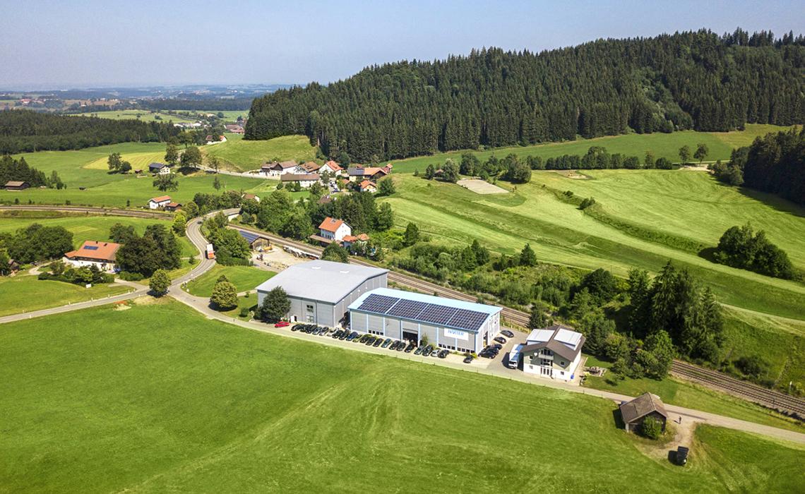 Harter Headquarter im Allgäu
